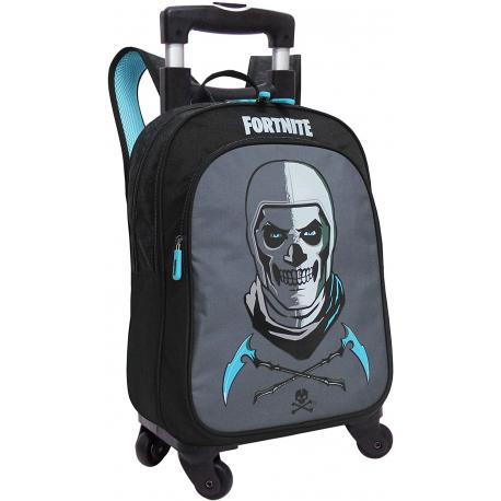Fortnite set Backpack + Case + Keychain Blade, Medium School, High School Boy