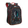Fortnite Black Night Backpack , Medium School, High School Boy