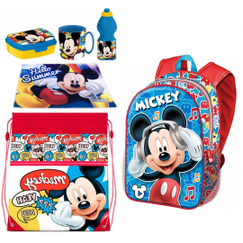 Disney Frozen set 3D Backpack, Sport Bag, Kindergarten School Snack Set