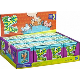 Box Display 12 pcs - Little Big Bites By FurReal Serie 2 in