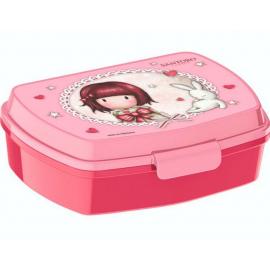 Gorjuss Santoro LUNCH BOX breakfast box for LUNCH SNACK sandwich school, kindergarten child