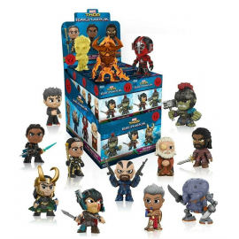 Espositore 12pezzi - FUNKO POP Thor Ragnarok Vichingo MYSTERY MINIS in Box Display