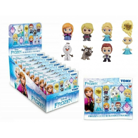 Espositore 12pezzi - Disney Frozen Mini Puzzle MYSTERY MINIS in Box Display