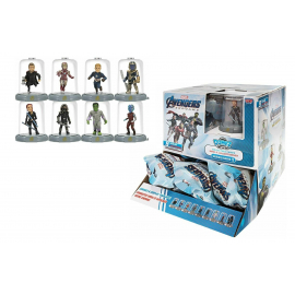 Espositore 18pcs - Avengers Mini Figurina in Capsula MYSTERY MINIS in Box Display