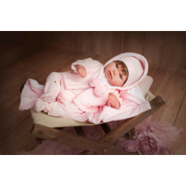 Arias Reborn Doll Candy 40 cm Perfumed