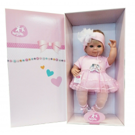 NINES D'ONIL Newborn Doll 45 cm Addis Green Perfumed