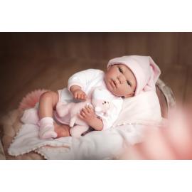 Arias Reborn Doll ANNA 40cm Perfumed