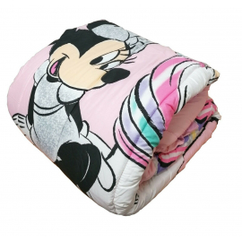 Disney Quilt Duvet 180x260cm Winter Single bed