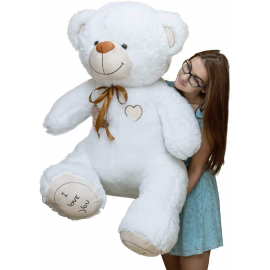 100cm Big Teddy Bear Plush soft Perfect Gift
