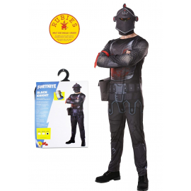 Fortnite Skull Trooper, Official Carnival Costume of Rubie's Skull Soldier