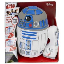 Plush Star Wars VII BB-8 Sounds Movement 30cm Disney Game Collection