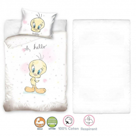 Peppa Pig 3 Pieces Set Child Bed Duvet Cover, Pillowcase + Sheets under