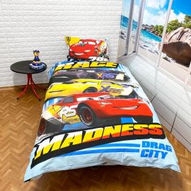 Spiderman set of sheets single bed DUVET COVER 140x200cm