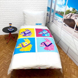 Jurassic World set of sheets single bed DUVET COVER 140x200cm