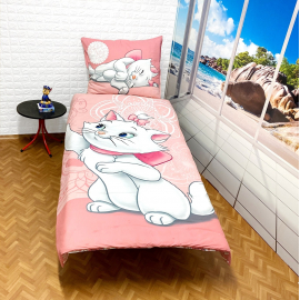 Animal Planet set of sheets single bed DUVET COVER 140x200cm Cotton World