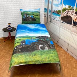 Leonardo set of sheets single bed DUVET COVER 140x200cm