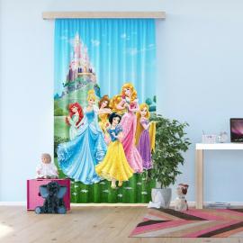Disney Frozen Tenda in Voile per Cameretta Dei Bambini,140x245cm
