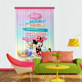 Dinsey Minnie Mouse set of sheets single bed DUVET COVER 160x200cm