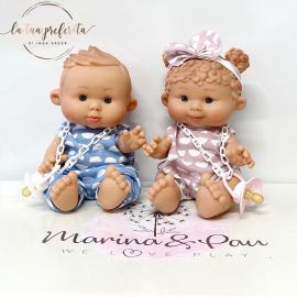 Pepotes Doll 28 cm Perfumed
