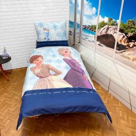 Frozen 037 set of sheets single bed DUVET COVER 140x200cm