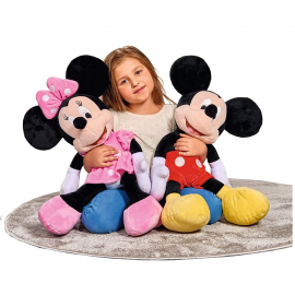 Plush Disney Mickey Mouse Classic 65 cm Original