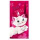 Disney Minou 100% Cotton Towel Beach Towel 70x140cm Children