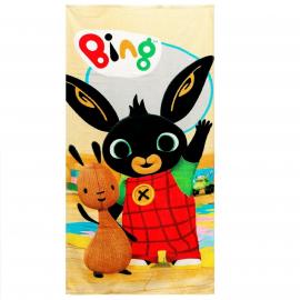 Bing Coniglio 100% Cotton Towel Beach Towel 70x140cm Children