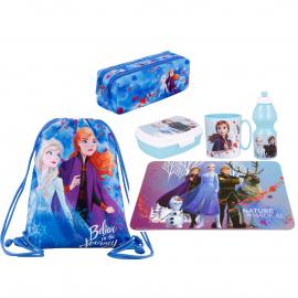 Avengers Set Bag Bag Backpack Plate Box Holder Water Bottle Cup