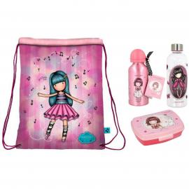 Santoro Gorjuss Bag Bag Box Holder Bottle and Bottle