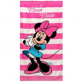 Disney Minnie Mouse 100% Cotton Towel Beach Towel 70x140cm Children