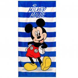 Disney Mickey Mouse 100% Cotton Towel Beach Towel 70x140cm Children
