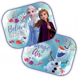 Frozen Anna Elsa Olaf set 2 Curtains Sunshade Car Window Children