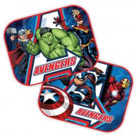 Avengers Super Eroi set 2 Tendine Tende Parasole auto finestrino Bambini