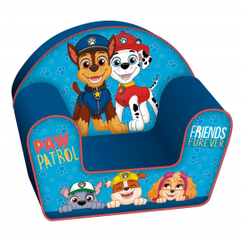 Peppa Pig Single Sofa Armchair, Foam Removable Pouf for Children