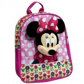 Mickey Mouse Disney Zainetto Parlante Zaino 3D Scuola Materna Asilo tempo Libero