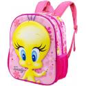 Looney Tunes Titty Schoolbag 3D Backpack Kindergarten Kindergarten free time