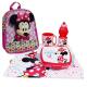 Minnie Mouse Disney Schoolbag 3D Backpack Kindergarten Kindergarten free time
