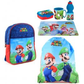 Minecraft Blue Set Backpack Backpack, Sports Bag, School Kindergarten Holder