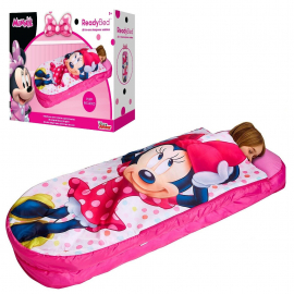 Spiderman ReadyBed Inflatable Bed and Sleeping Bag for Kids 2 in 1 Cot