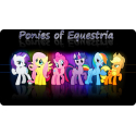 My Little Pony-adesivi murali