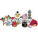 ◾Star Wars & Angry Birds